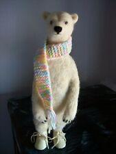 Polar bear - OOAK artists polar bear.