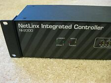AMX NI-2000 - NetLinx Integrated Controller