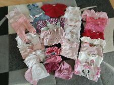 34 tlg. Baby Bekleidungspaket 62/68, Erstling, Kleidungspaket, Babypaket, Body