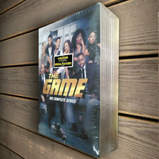 THE GAME COMPLETE TV SERIES New Sealed 20 DVD Set Seasons 1 2 3 4 5 6 7 8 9