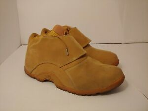 Adidas ADAN All Day All Night Vintage Basketball Shoes sz 12 Wheat