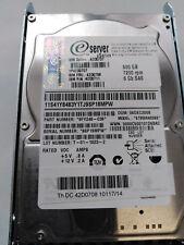 HARD DISK IBM 500GB 7200RPM 6GB SAS 42D0711  ST9500430SS