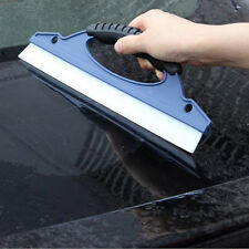 Silicone Car Window Wash Cleaning Brush Cleaner Wiper Squeegee Drying Blade IU