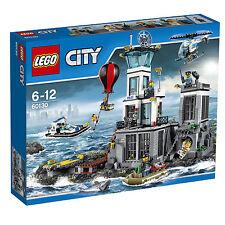 LEGO® CITY 60130 Polizeiquartier auf der Gefängnisinsel - Sofortversand - DHL