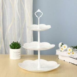 Cupcake Stand Three Layers Cake Stand Display Accessories for Wedding Birthday