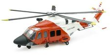 New ray Ny25613 Elicottero Agusta Coast Guard 1 48 Modellino