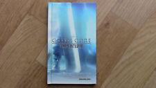 The Art of Crisis Core Final Fantasy VII Artbook Book Rare Collector Limité
