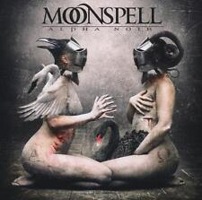 Musik-CD-Moonspell - 's Napalm Records-Label
