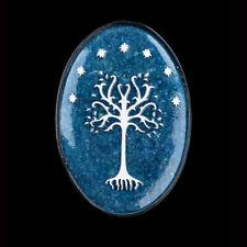 Lotr The White Tree Of Gondor Authentic by Weta Fridge Rare Earth Magnet (back)