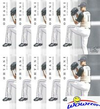 (25) SHOHEI OHTANI 2018 Leaf Premier Rookie #PR3 EXCLUSIVE RC Angels Pitching
