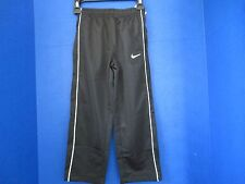 Nike~Black with White Athletic Warm-Up / Sweat Pants~Boys Size 4~Nwt