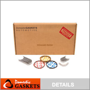 Fits 91-99 Mitsubishi 3000GT Dodge Stealth 3.0L DOHC Gaskets Bearings Ring 6G72T