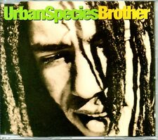 URBAN SPECIES - BROTHER - 4 TRACK CD SINGLE