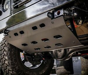 Land Rover Defender Stainless Steel Steering Guard - Uproar 4x4