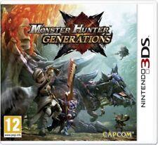 Nintendo 3DS Monster Hunter Generations