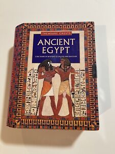 Treasure Chests: Life In Ancient Egypt By James Putnam - Books & Games-Like New