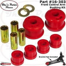 Prothane 16-303 Front Control Arm Bushing Kit for 08-10 Subaru WRX