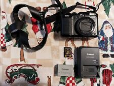 Canon PowerShot G11 10.0MP Digital Camera w/8GB memory card ~ Great condition!