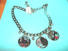 Brighton silver plated strandstring fashion necklaces pendants brighton silver statement fashion necklaces pendants mozeypictures Images