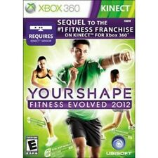 Your Shape: Fitness Evolved 2012 (Microsoft Xbox 360) Kinect Cardio Workout