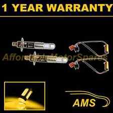 2x H1 Amarillo Cree Led Niebla Delantera Spot Lámpara luz bombillas de alta potencia Xenon ff501102