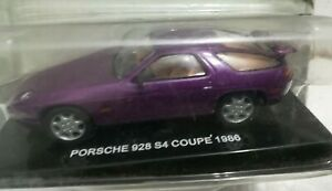 Porsche 928 S4 Coupè 1986- Scala 1/43 - Porsche Collection - Nuovo - Vintage