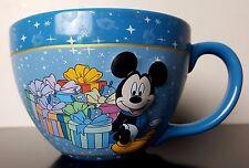 Happy Hanukkah Mickey Mouse Coffee Tea Mug Cup Authentic Original Disney Parks