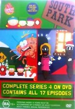 SOUTH PARK Complete Season 4 - 4DVD NEW BOXSET