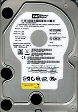WESTERN DIGITAL 320GB WD3200AAKS-22VYA0 DCM: HHRNNTJCHN