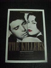 THE KILLERS, film card (Burt Lancaster, Ava Gardner)