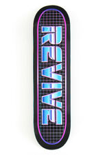 "REVIVE Skateboards 'GRID' 7.75"" Deck w/Free Jessup Grip"