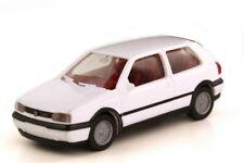 1:87 VW Volkswagen Golf III GTI 2türig weiß white Pappverpackung - Wiking 05201