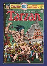 Tarzan The Untamed DC Comics No. 241 1975 Reyes art Joe Kubert Cover