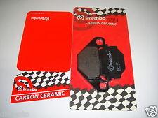 PLAQUETTE DE FREIN BREMBO 07014 ARRIÈRE FANTIC MOTOR 50 GRINTA 95 >