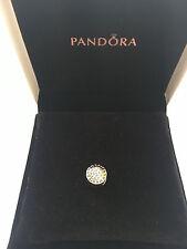 Pandora Sterling Silver 'Pandora' Signature Charm S925 Ale 791414CZ