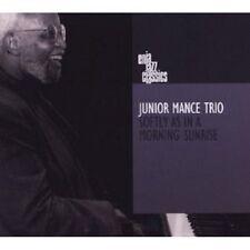 JUNIOR MANCE - SOFTLY AS IN A MORNING SUNRISE  CD NEU
