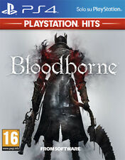 Bloodborne PS Hits PS4 Playstation 4 SONY COMPUTER ENTERTAINMENT