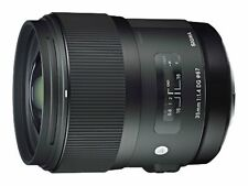 Sigma 35mm F1.4 DG HSM Lens for Sigma Digital SLR Camera Manfrotto 680b Monopo