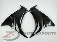 DISCOUNT 2012-2016 CBR1000rr Large Side Radiator Cover Fairing Cowl Carbon Fiber