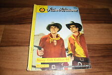 Silver Wild West # 642 -- Navy Colt 44 Caliber // By Ward Bros