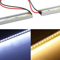 50CM Warm White Blue LED Rigid String Bar 36LEDs/0.5M SMD 5630 DC12V&U Aluminium