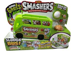 Zuru Smashers Sludge Bus Collectables Series 2 Gross