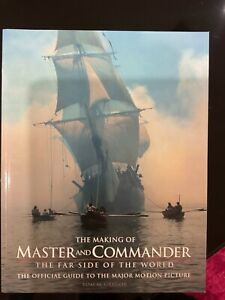 The making of master and commander the far side of the world book movie tie-in