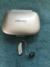 Phonak V90 Silver Ric Digital Programmable Hearing Aid (1)
