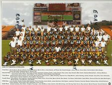 2008 NFL SUPER BOWL CHAMPION PITTSBURGH STEELERS TEAM PHOTO