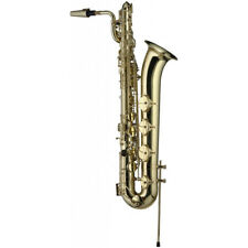 Levante LV-BS4105 Professional Eb Baritone Saxophone Clear Lacquer + Flight Case