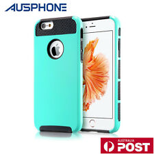 HOT iPhone 6/6S Hybrid Heavy Duty Hard Shockproof Case Tough Cover For Apple AU