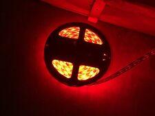Waterproof Fairy Lights 12volt 5M Red 300 LED Strip Light Flexible Gift String
