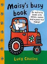 Maisy's Busy Book,Lucy Cousins