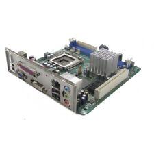 Intel DG41AN LGA775 Core 2 DDR3 G41 GMA X4500 Mini-ITX con la placa trasera